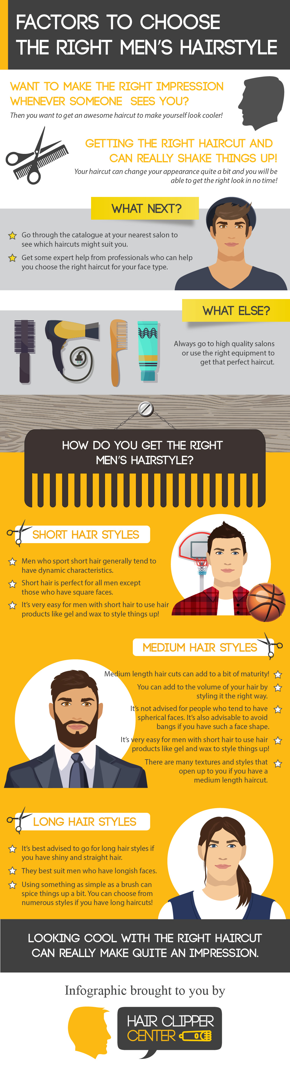 Factors to choose the right men's hairstyle-01