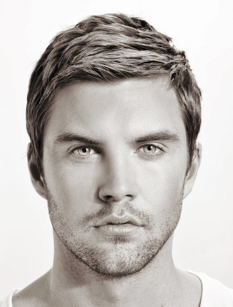 oblong face hairstyles male