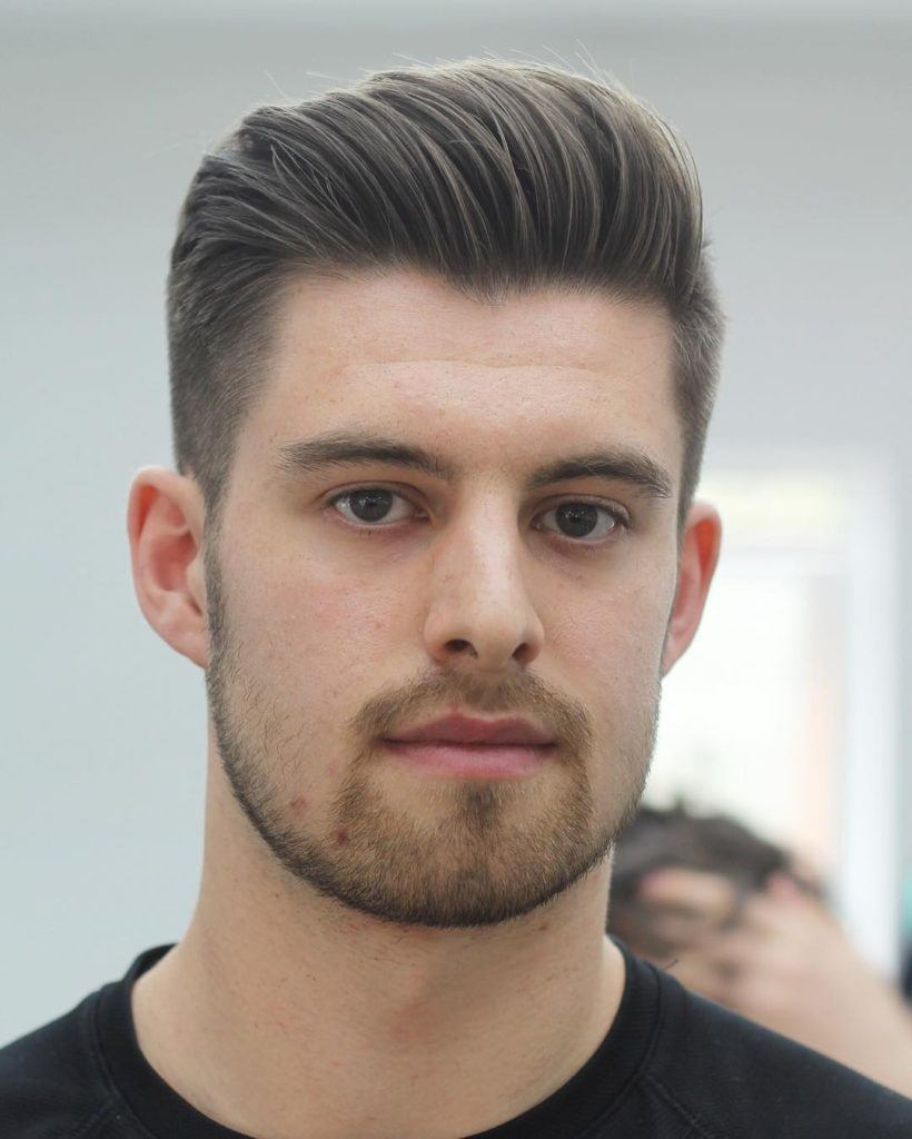 The Most Flattering Haircuts For Men By Face Shape Hair Clipper Center
