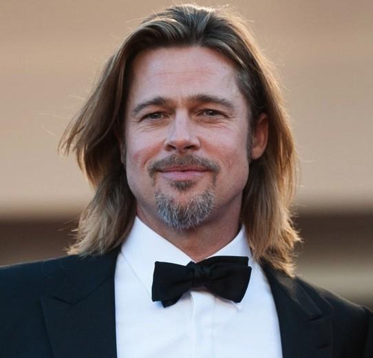 Brad Pitt's Iconic Beard