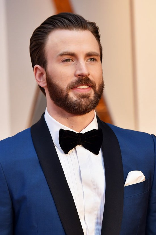 Chris Evans Oscar 2017