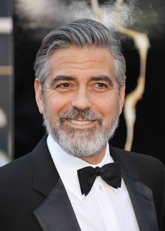 George Clooney Oscars 2017