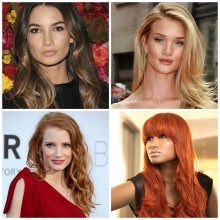 10 most popular hair colors for women