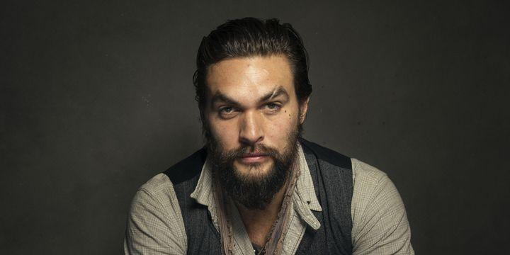 Jason Momoa's Hipster Beard