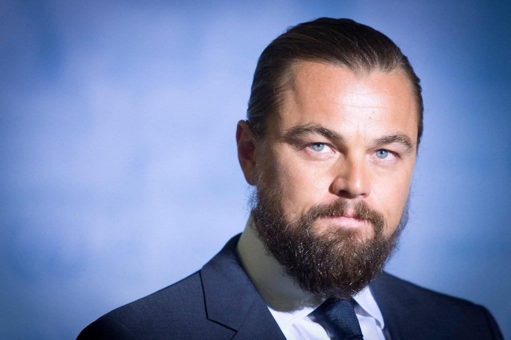 Leonardo DiCaprio's Bushy Beard