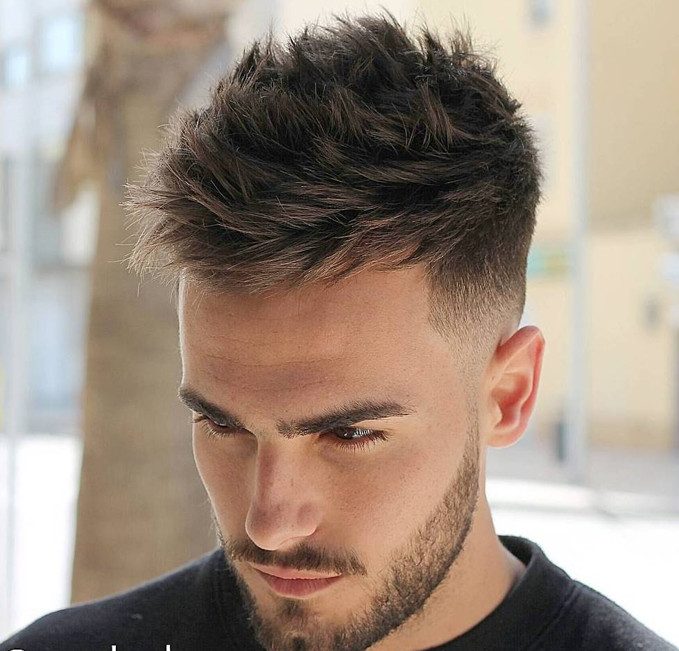Date night hairstyles for men