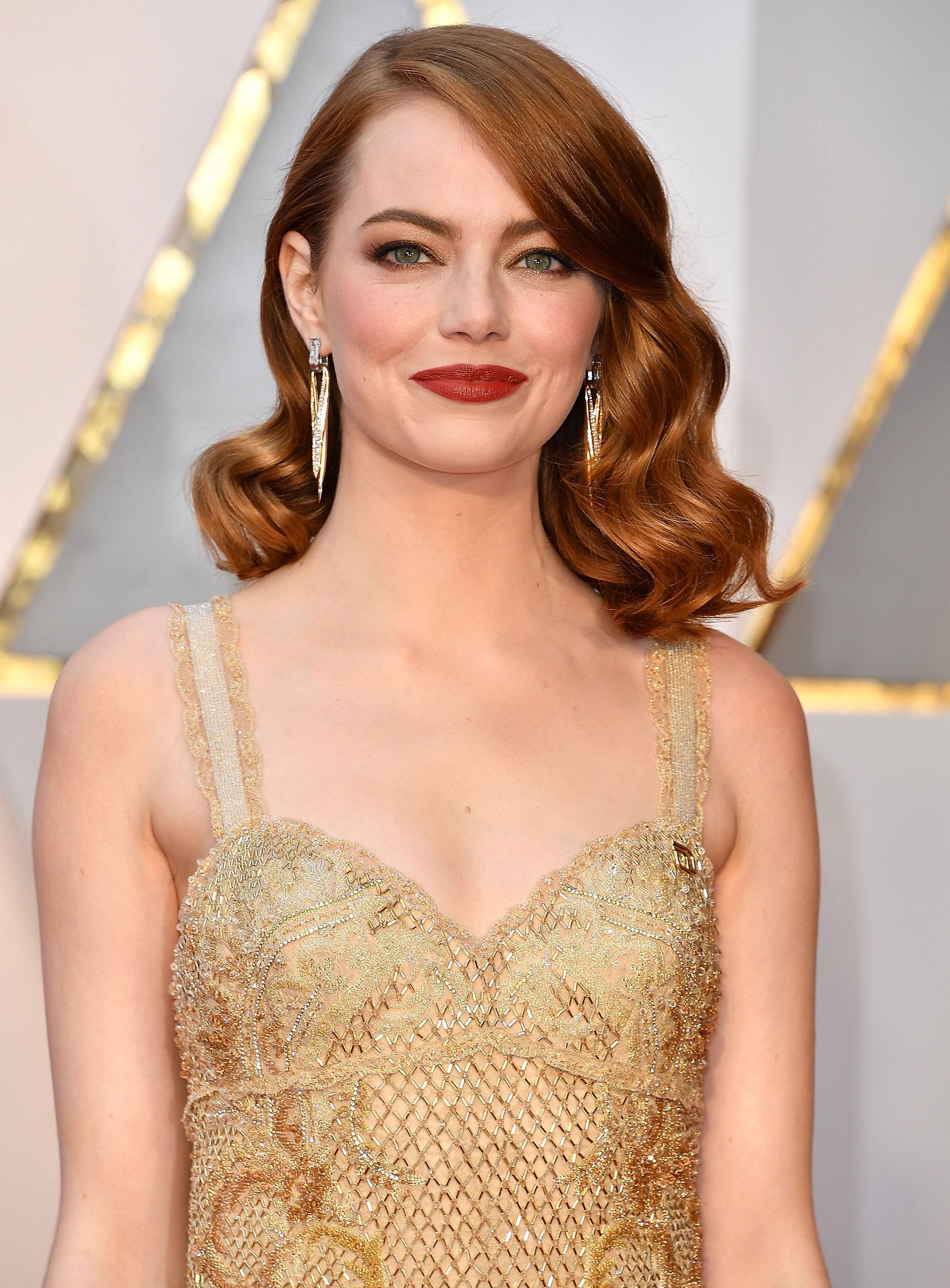 Oscar 2017: Top 5 Red Carpet Hairstyles - Hair And Beauty