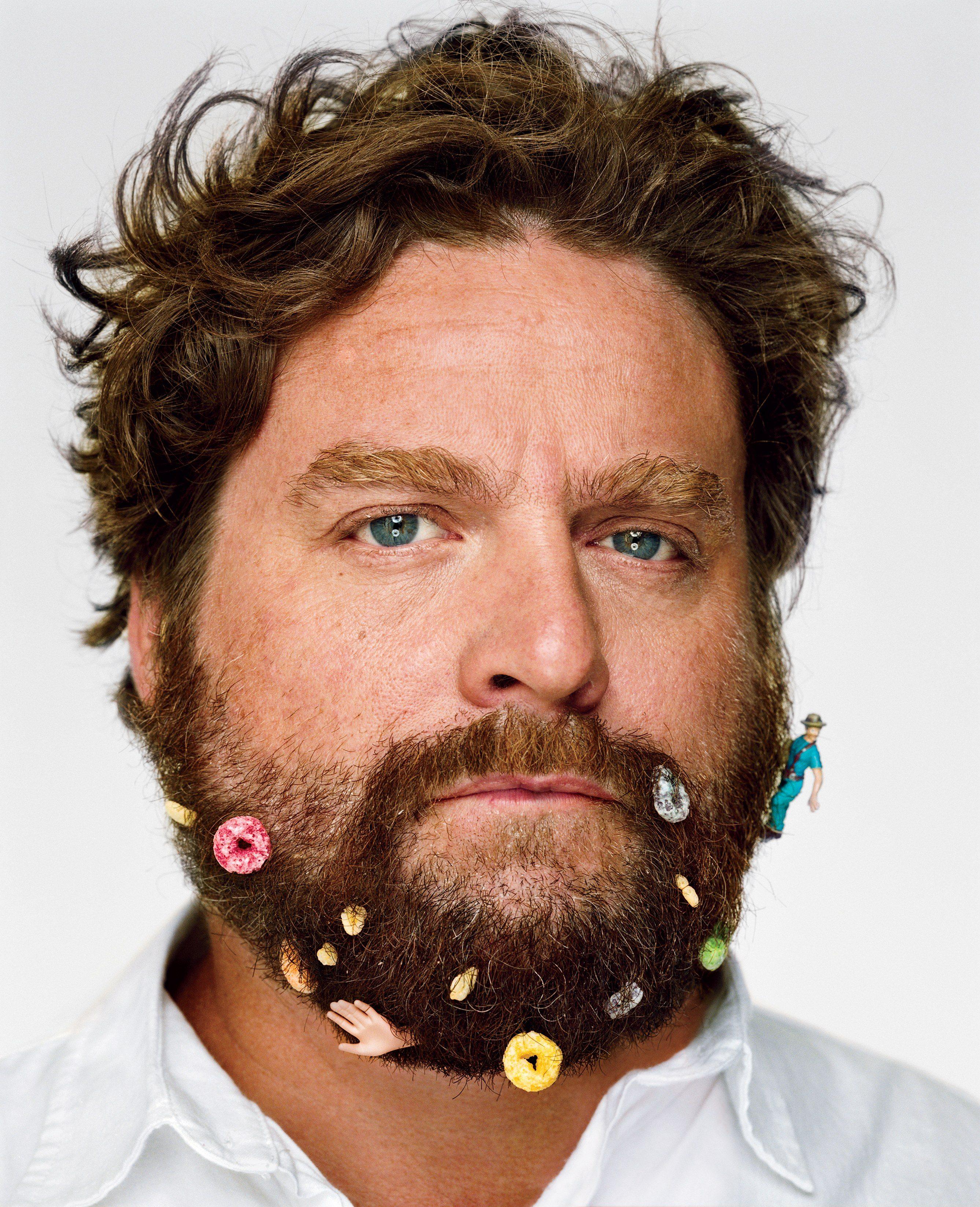 get rid of beard dandruff