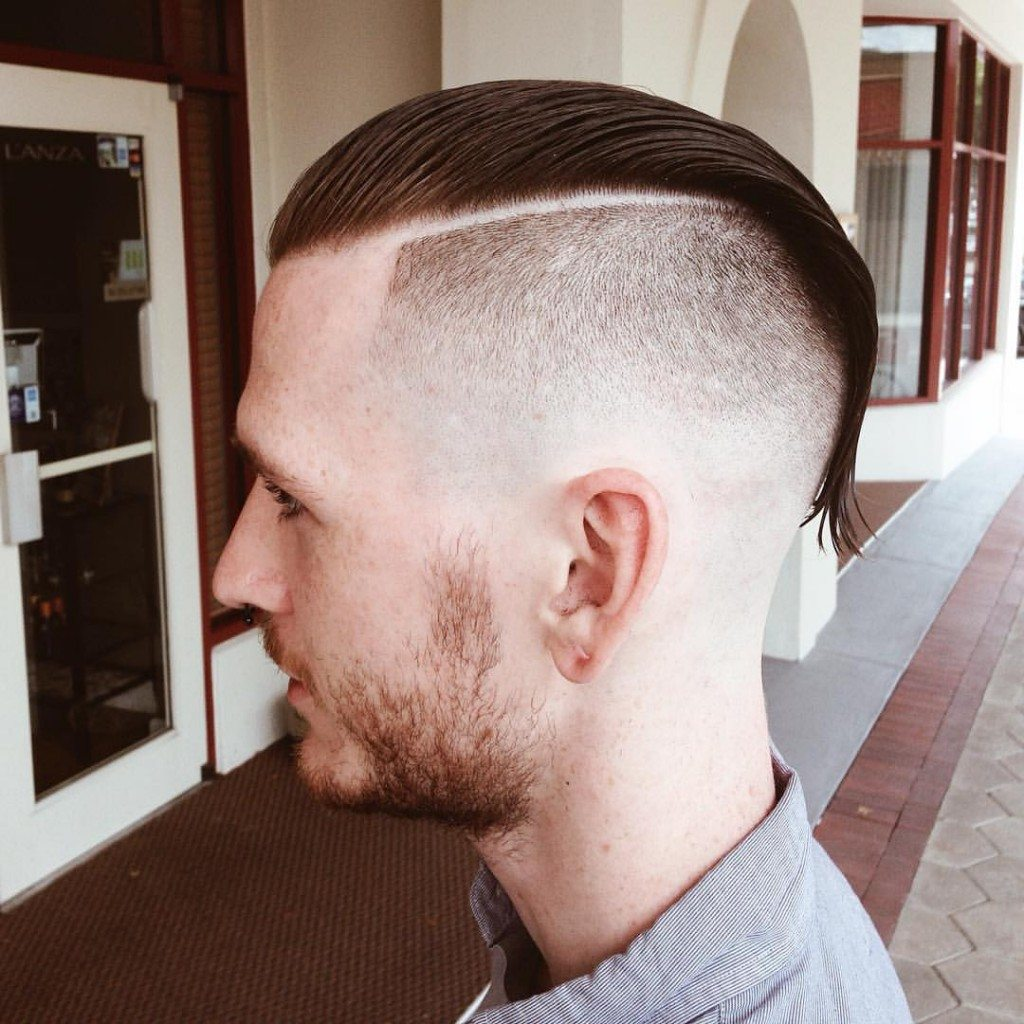 round face haircuts for men