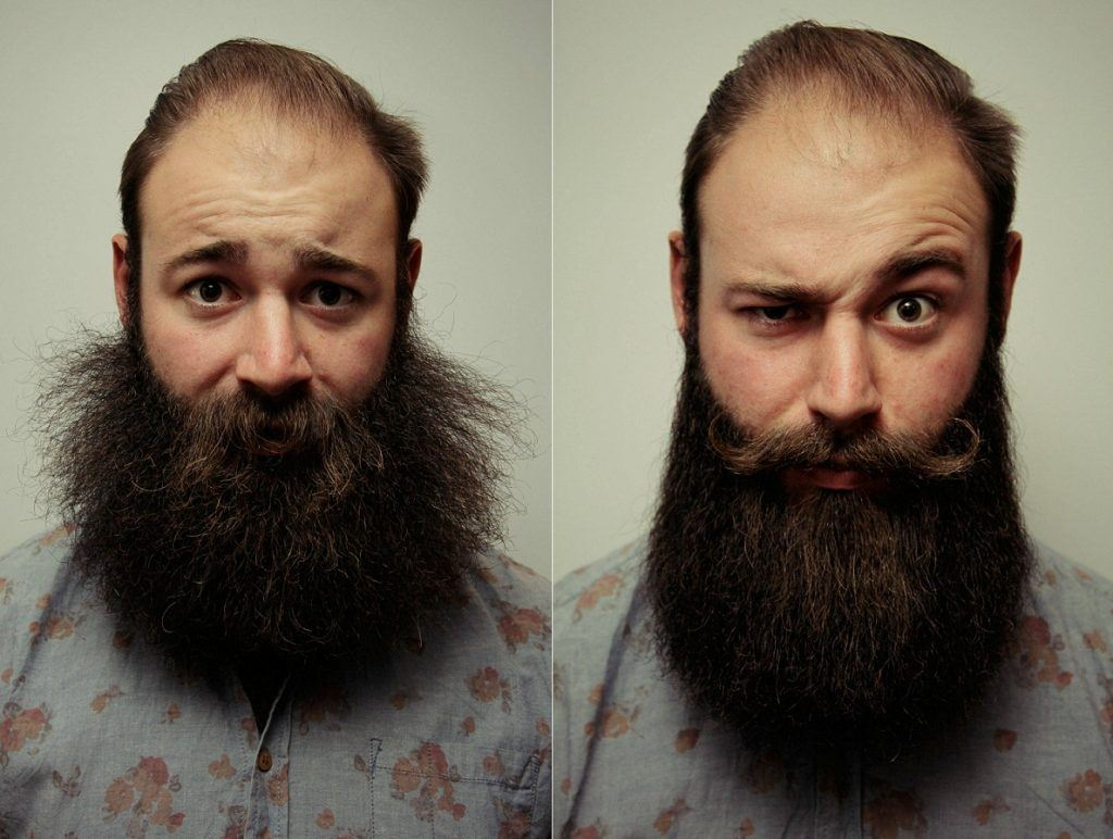 how to stop itchy beard