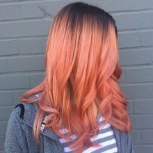 blorange hair color