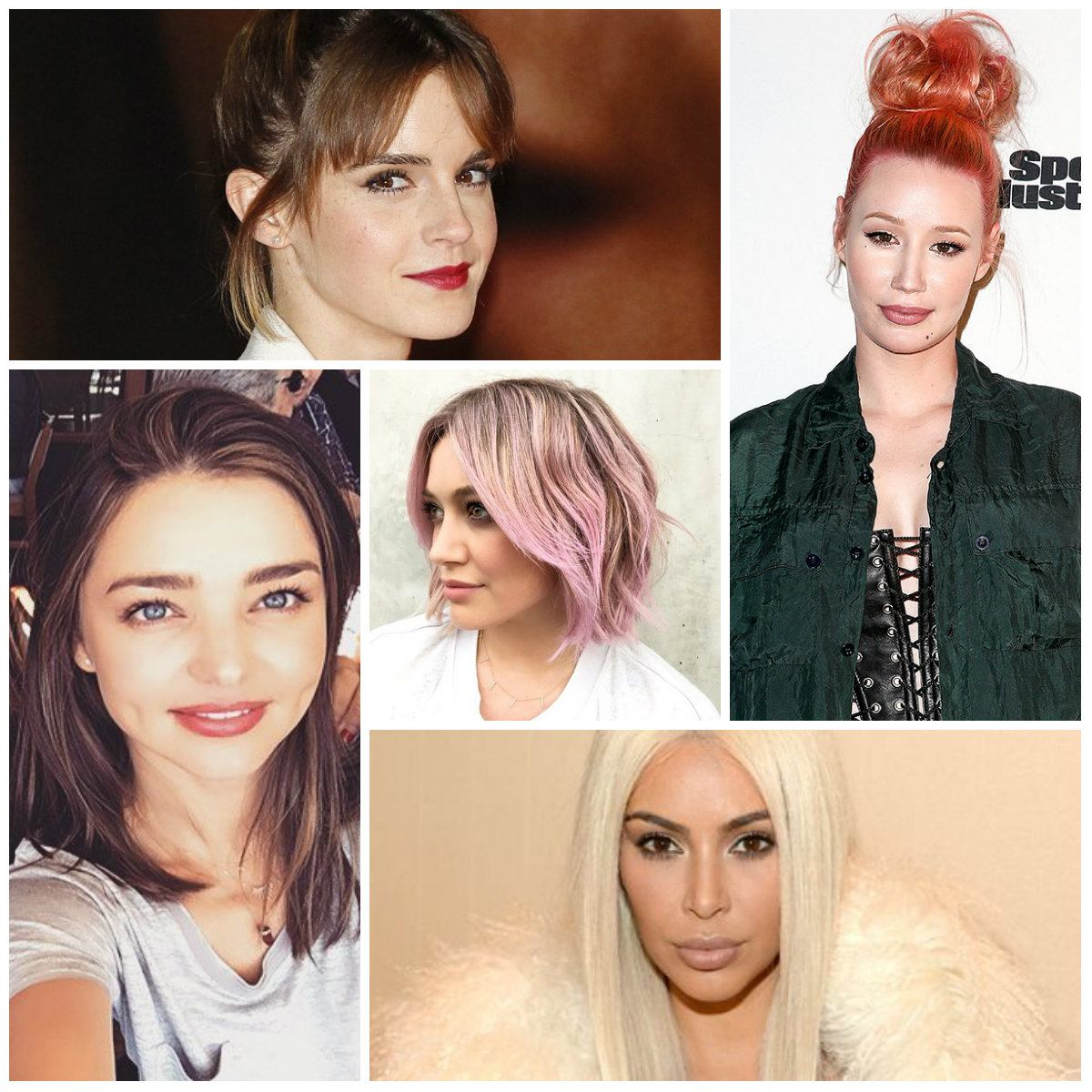 Hairstyle Transformations