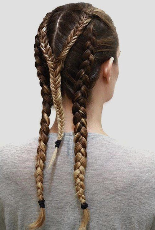 5 minute hairstyles for school
