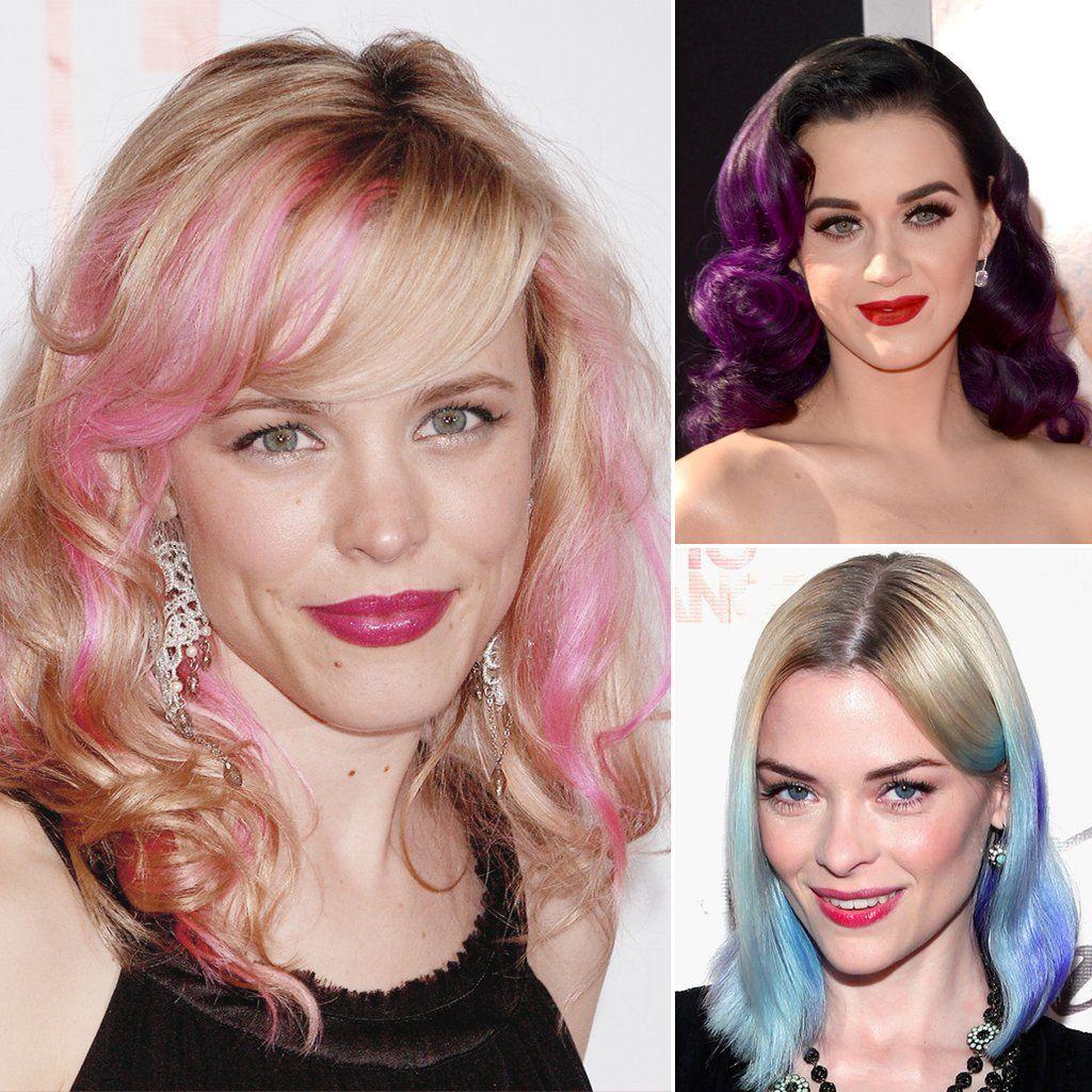 celebrities hair care secrets