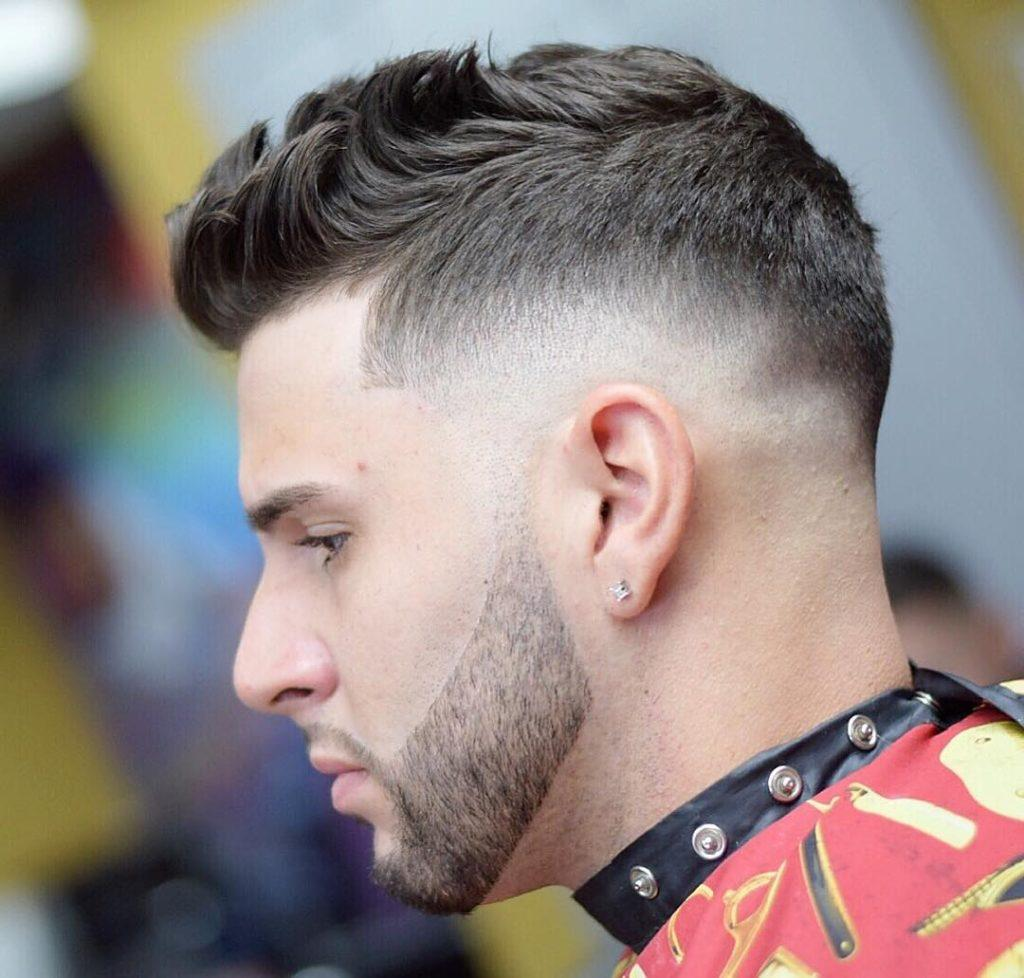 difference between taper and fade haircut - taper vs fade