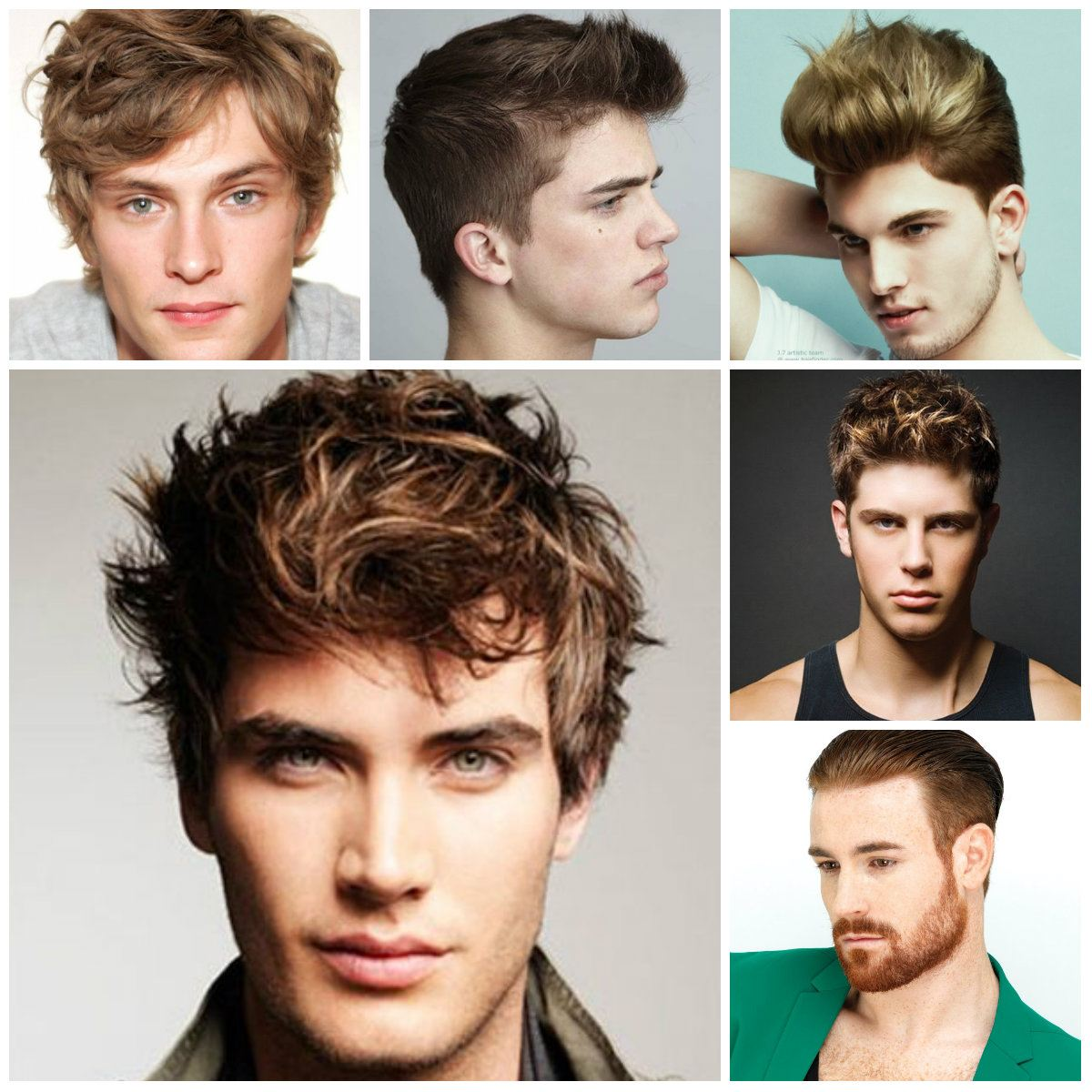 8 Hair Color Ideas For Men According To Skin Tone In 2018