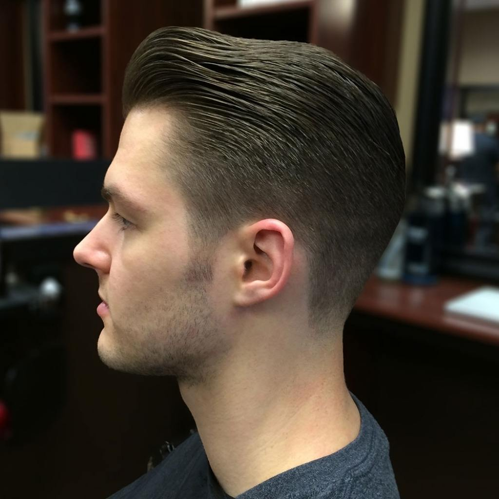 Difference Between Taper And Fade Haircut Vs