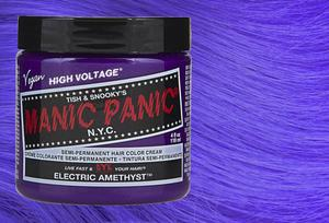 amethyst hair color cream bottle