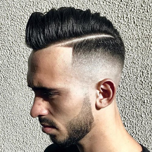 Pompadour Hard Part