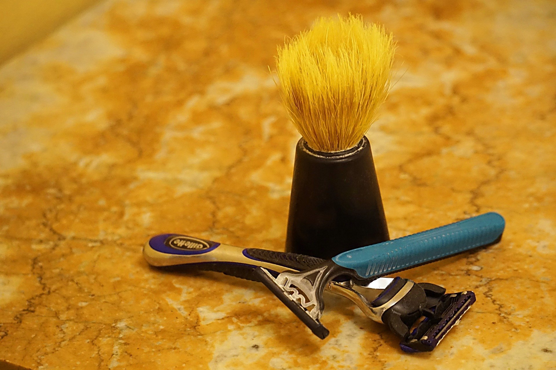 shaving badger set